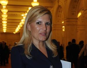 Traian Băsescu, în vizită la Elena Udrea