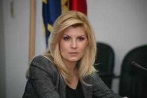 """Elena Udrea vrea să scrie """"72 de zile în cătușe"""""""