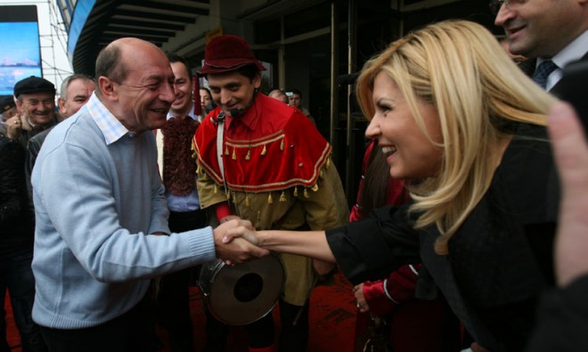 Picanterii nebanuite dintre Udrea si Basescu. Dezvaluiri fara perdea