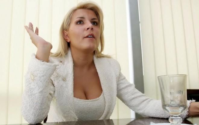 ELENA UDREA, REPLICĂ DURĂ pentru Adriana Săftoiu