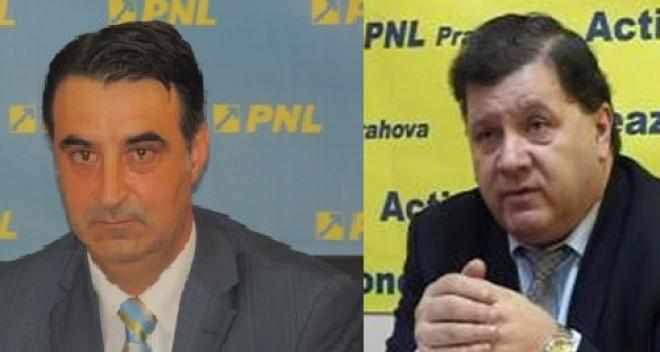 ŞPRIŢANE POLITICE: Semcu si Alexandri, surprinsi, din nou, la cârciumă