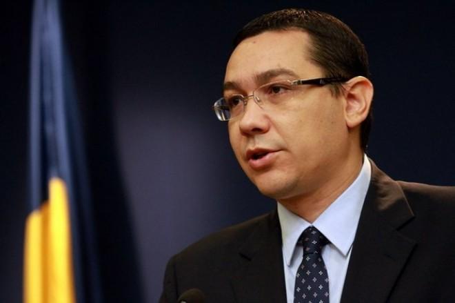 "Victor Ponta: ""România ar putea recunoaște Kosovo"""