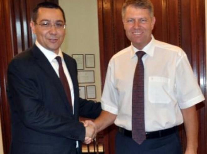 Ce au discutat Iohannis, Ponta şi Isărescu. Partidele chemate la consultari