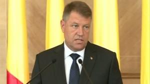 Klaus Iohannis, reacţie dură după votul în cazul Şova: Parlamentul OBSTRUCŢIONEAZĂ în continuare justiţia