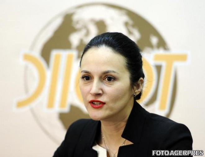 Soţul Alinei Bica, cercetat de DIICOT sub control judiciar