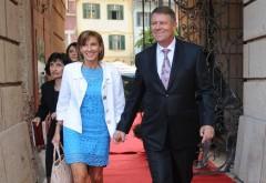 Carmen şi Klaus Iohannis, poze inedite din TINEREŢE
