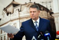 """Klaus Iohannis: """"Solicit demisia premierului"""""""