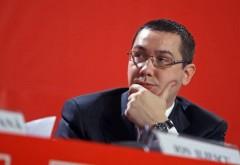 Victor Ponta nu demisionează: Am fost numit de Parlament, doar Parlamentul poate să mă demită