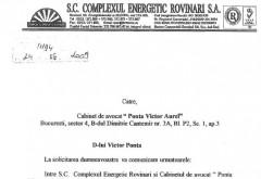 """Baroul Bucureşti: Victor Ponta nu a fost niciodată asociat în Societatea civilă de avocaţi """"Şova şi asociaţii"""""""