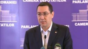 """Victor Ponta NU DEMISIONEAZĂ: """"Nu sunt o victimă. Acuzarea mea are ca scop schimbarea guvernului"""""""