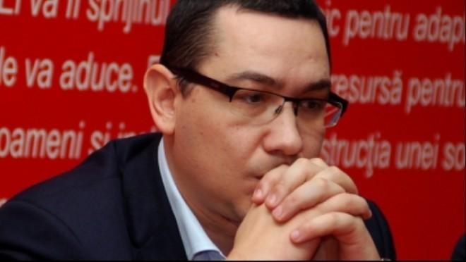 Deputaţii jurişti au decis: AVIZ NEGATIV pentru urmărirea penală a lui Victor Ponta