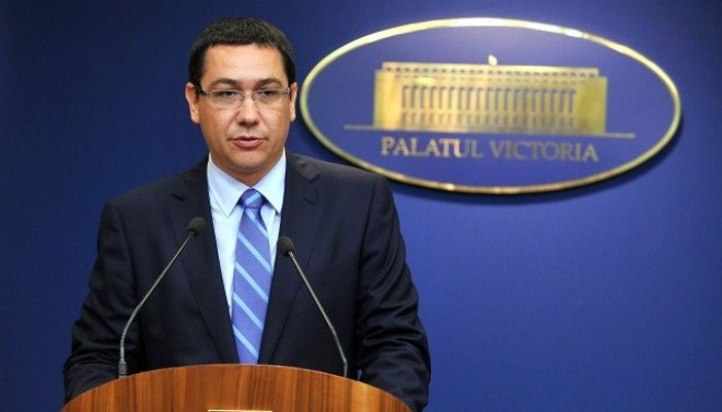 Ponta a anunțat când va DEMISIONA