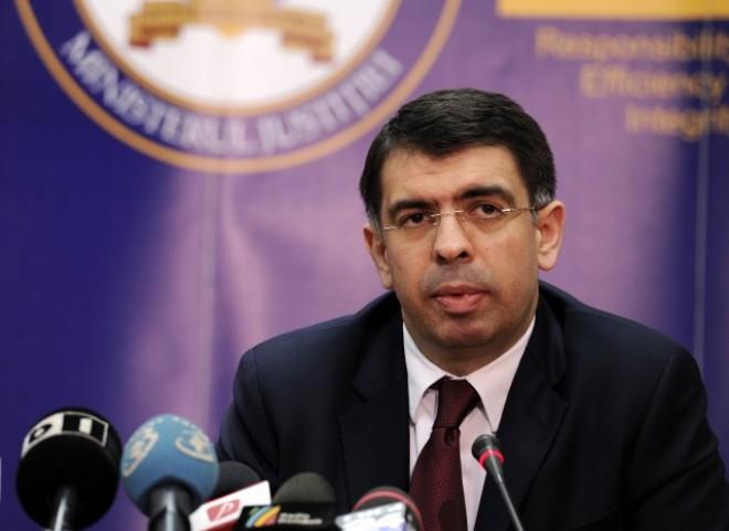 Robert Cazanciuc, ministrul Justitiei: Premierul nu mi-a cerut demisia