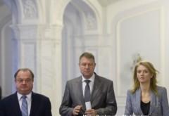 Cum l-au bârfit liderii PNL, Blaga şi Gorghiu, pe Iohannis tocmai de ziua sa de naştere VIDEO