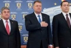 Klaus Iohannis a numit PREMIERUL INTERIMAR