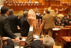 Strategia naţională de apărare a fost adoptată de Parlament