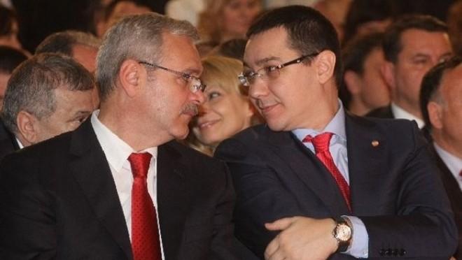 Război în PSD între tabăra lui Ponta și tabără lui Dragnea