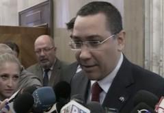 SCANDALUL SALARIILOR. Ponta: Din păcate, Oprea nu a vorbit cu cine trebuie, a vorbit cu Iohannis