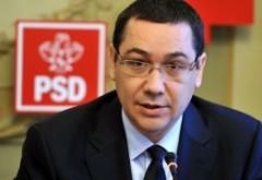 Ponta, mesaj pentru unionisti: Un salut personal de admiratie