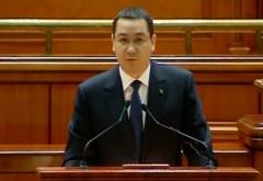 CCR: Votul pe imunitatea lui Victor Ponta a fost corect şi legal VIDEO
