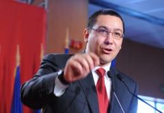 Ponta: NU îmi dau DEMISIA nici când îşi pune Alina Gorghiu POALELE ÎN CAP