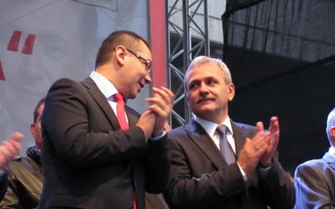Declarația lui Ponta despre Dragnea la care nimeni nu se aștepta