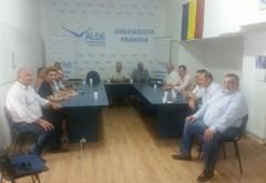 Ședință a coaliției PSD-UNPR-ALDE din Prahova. Ce s-a discutat