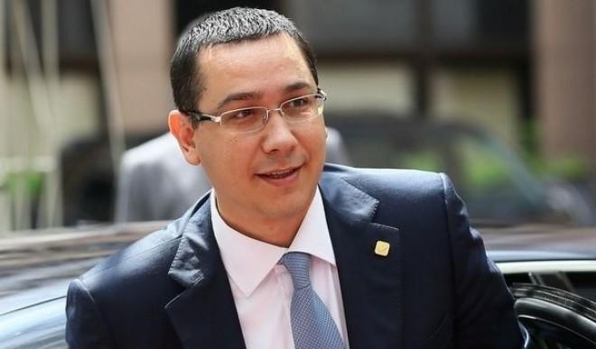 Mesaj transmis de Victor Ponta din SUA