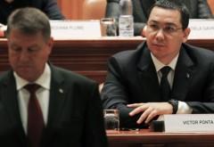"""Victor Ponta: """"RUŞINE celor care fac politică ieftină şi blochează Codul Fiscal!"""""""