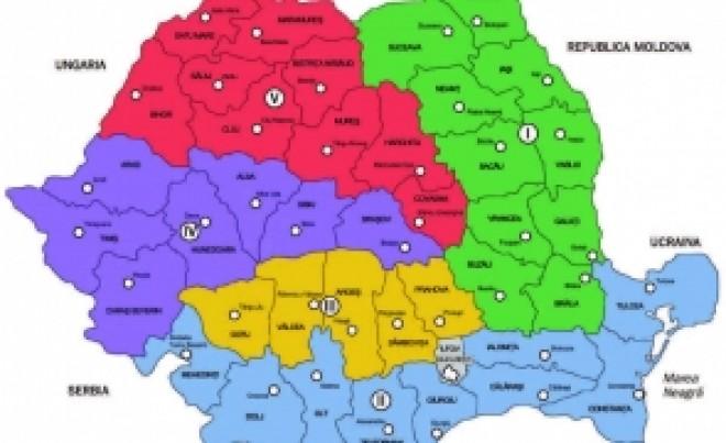 """C. Diaconescu: """"Regionalizarea României trebuie să fie un proiect asumat politic de toate partidele"""""""