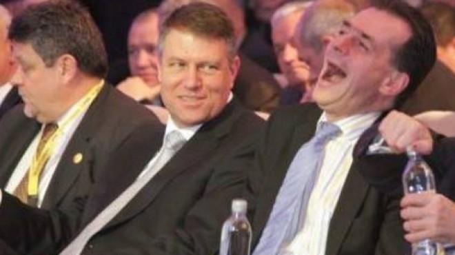 Klaus Iohannis, taxat de Orban pe tema Codului Fiscal: Nu poţi pedepsi cetăţenii pentru că Guvernul nu e bun