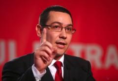 """Ponta: It's about economy, peneliştilor şi pedeliştilor! Demagogia, reprezentată azi de """"flămânzii"""" de la PNL"""