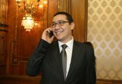Victor Ponta a avut o convorbire telefonică cu premierul moldovean, Valeriu Streleţ