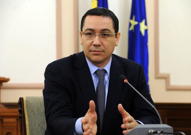 Ponta, ATAC la Blaga: Are memorie scurtă. Cu FURĂCIUNILE lui şi ale lui Videanu a câştigat Băsescu în 2009