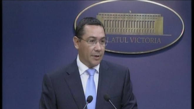 Ponta: Am avut încasări MAI MARI după REDUCEREA taxelor