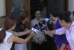 Alina Bica se întoarce după gratii. Fosta şefă DIICOT a fost arestată preventiv
