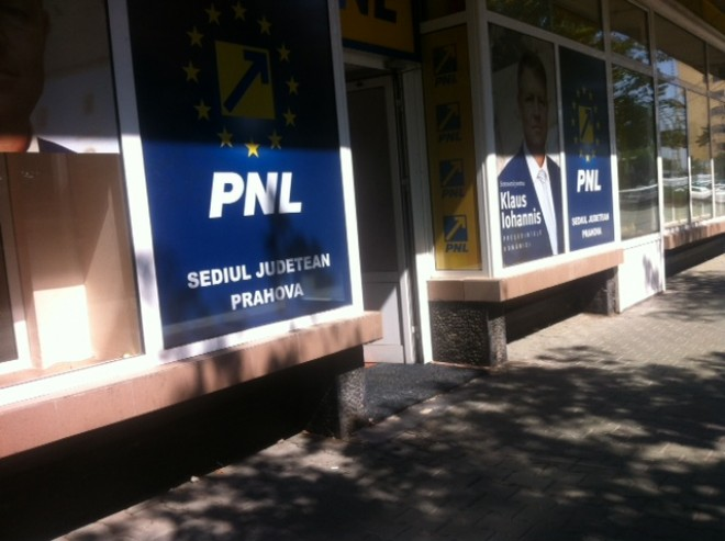 Liberalii falimentari. PNL, somat de Primaria Ploiesti sa-si achite chiria pentru sediile de partid