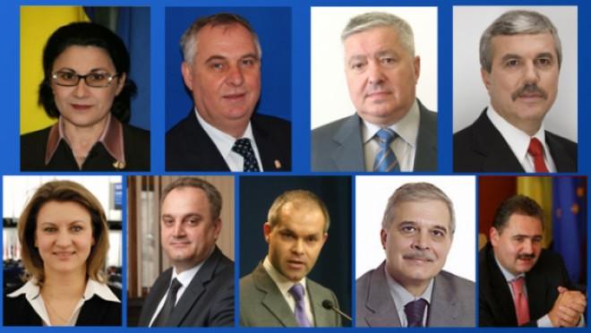 LOTUL celor 9 miniştri din Dosarul MICROSOFT. În ce stadiu este ancheta după 1 an. Poziţia oficială a DNA
