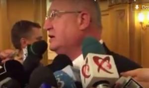 Cum a reactionat Daniel Savu dupa respingerea candidaturii la functia de presedinte al PSD