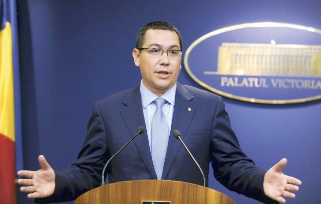 """Victor Ponta: """"România nu va fi acceptată în Spaţiul Schengen"""""""