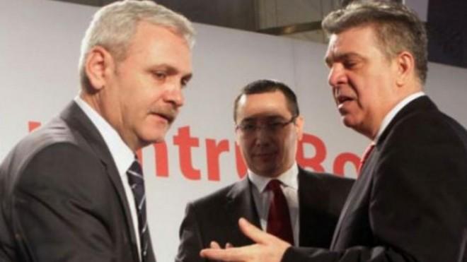 """ŞEDINŢĂ CEx. PSD decide noua formulă de conducere. Ponta: """"E treaba lui Dragnea să-şi facă echipa"""" VIDEO"""