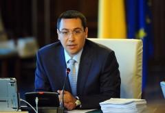 Victor Ponta şi-a depus DEMISIA: Rezist adversarilor politici, dar niciodată nu mă bat cu oamenii