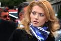 Numele Alinei Gorghiu, folosit într-un dosar greu: Infractorii făceau lobby pentru legi