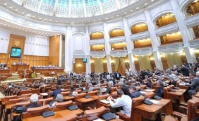PSD și UNPR vor să schimbe regimul sancțiunilor pentru deputați