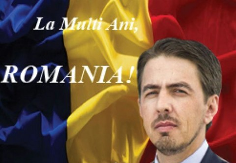"Daniel Niculae, presedintele UNPR Prahova: ""La multi ani, Romania!"""