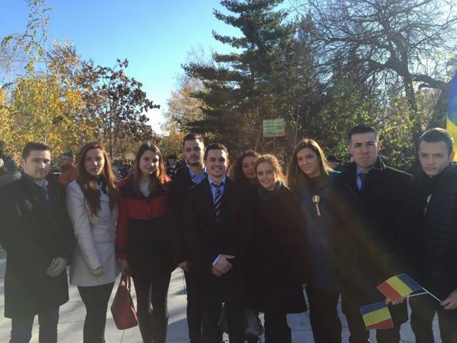 TSD Prahova a participat la festivităţile organizate de Ziua Naţională a Romaniei FOTO