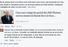 """Daniel Savu, acuzat ca isi barfeste colegii de partid. Cristi Ganea sau Mircea Cosma, printre """"victimele"""" senatorului"""