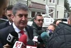 Gabriel Oprea, la DNA: Vreau să fiu cercetat de justiţia română şi mă declar nevinovat