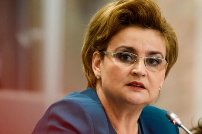 Graţiela Gavrilescu: Amenințările din Legea privind prevenţia în sănătate, încă o dovadă de cinism și dispreț