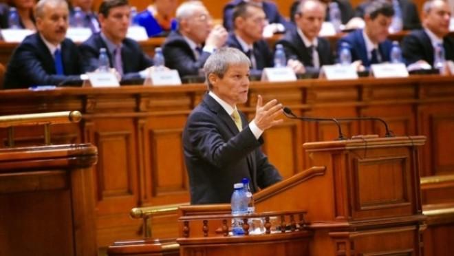 Dacian Cioloş: Partidele trebuie să-şi asume dezbaterea pentru alegerea primarilor în două tururi